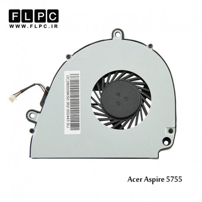 سی پی یو فن لپ تاپ ایسر Acer Laptop CPU Fan 5755G