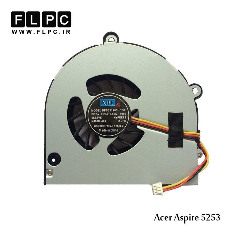 سی پی یو فن لپ تاپ ایسر Acer Laptop CPU Fan Aspire 5253