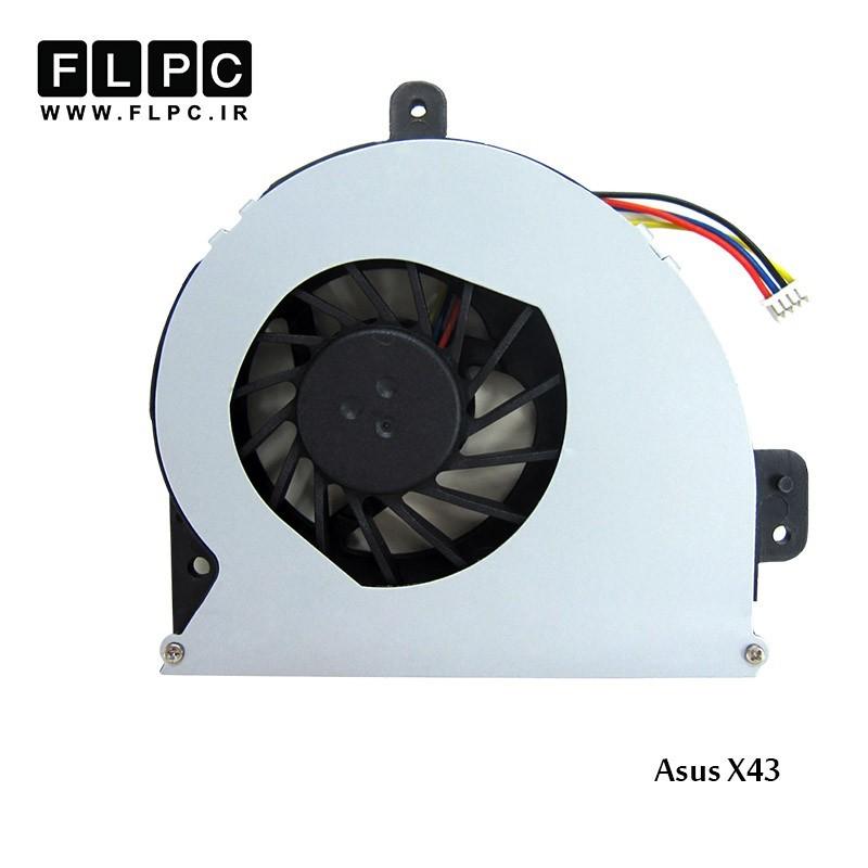 فن لپ تاپ ایسوس Asus X43 Laptop CPU Fan