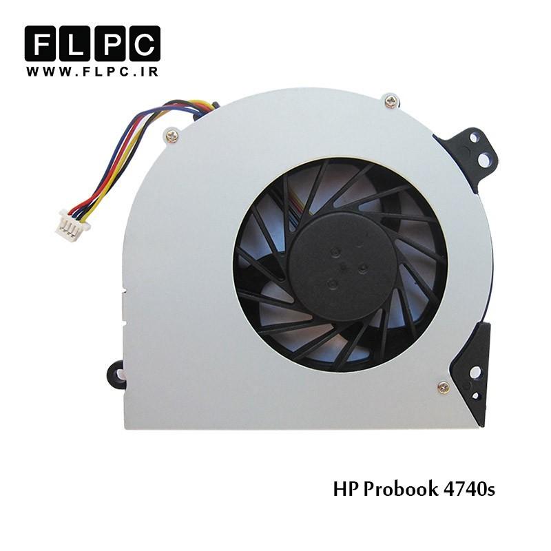 سی پی یو فن لپ تاپ اچ پی HP Laptop CPU Fan Probook 4740s
