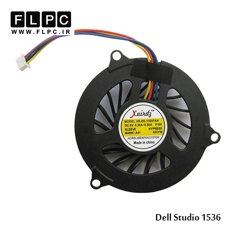 فن لپ تاپ دل 1536 گرد Dell Studio 1536 Laptop CPU Fan _ATI