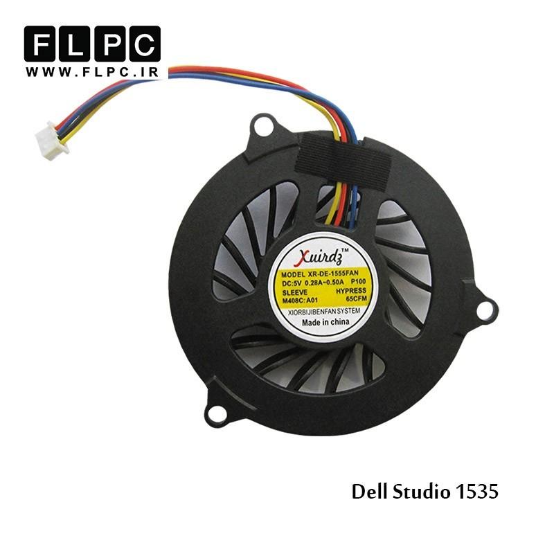 سی پی یو فن لپ تاپ دل Dell laptop Cpu Fan Studio 15535 ATI