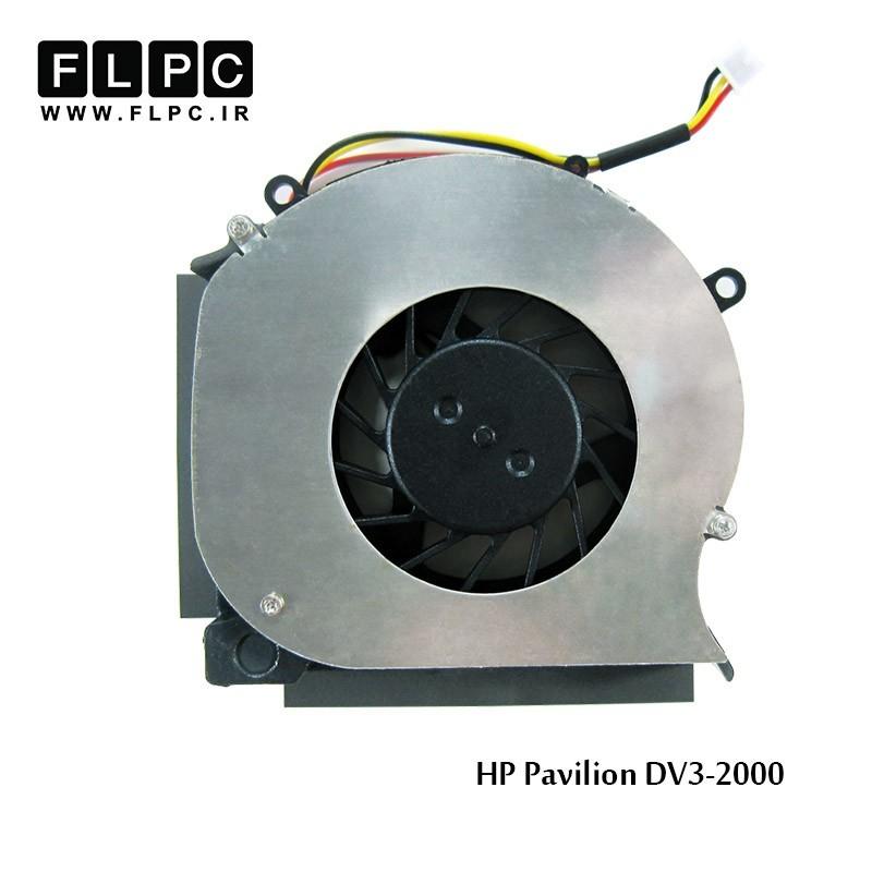 سی پی یو فن لپ تاپ اچ پی HP Laptop CPU Fan Pavilion DV3-2000