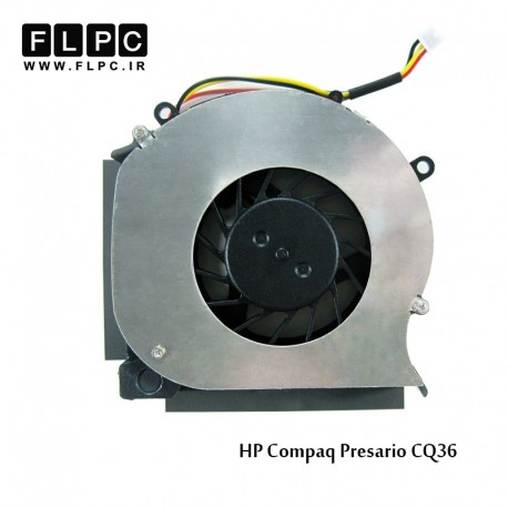 فن لپ تاپ اچ پی HP Laptop CPU Fan Compaq CQ36