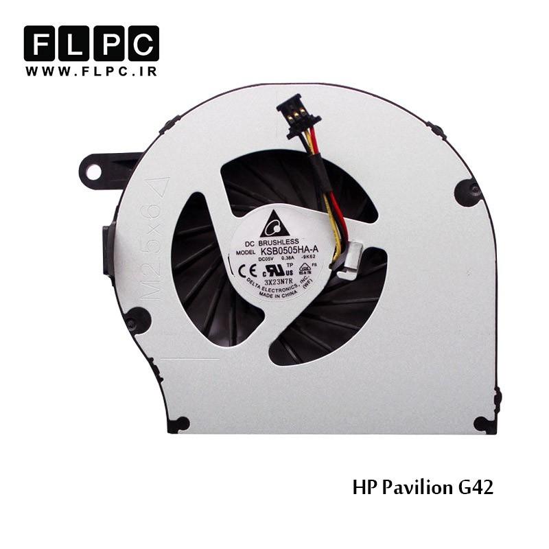 سی پی یو فن لپ تاپ اچ پی HP Compaq laptop CPUFan G42