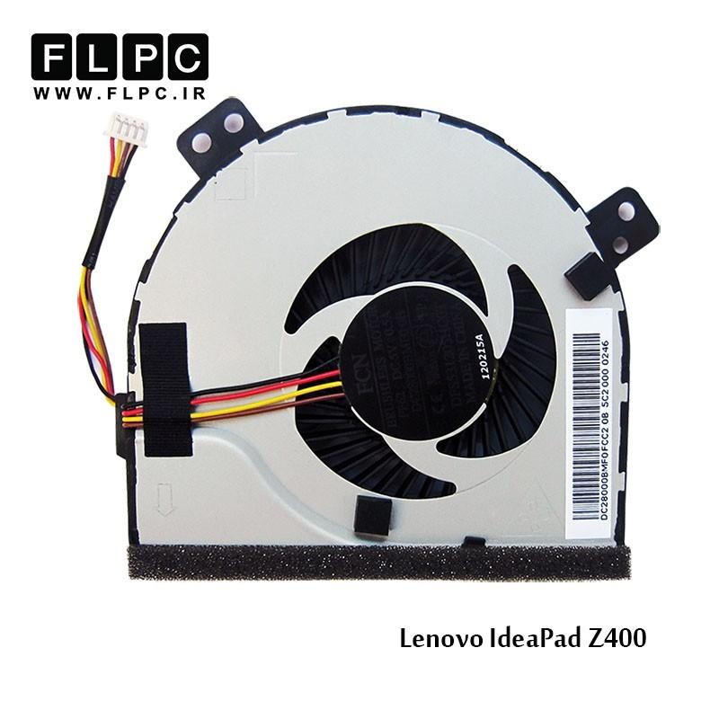 فن لپ تاپ لنوو Lenovo IdeaPad Z400 Laptop CPU Fan