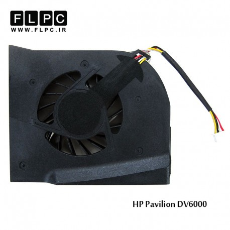 سی پی یو فن لپ تاپ اچ پی HP Laptop CPU Fan Pavilion DV6000