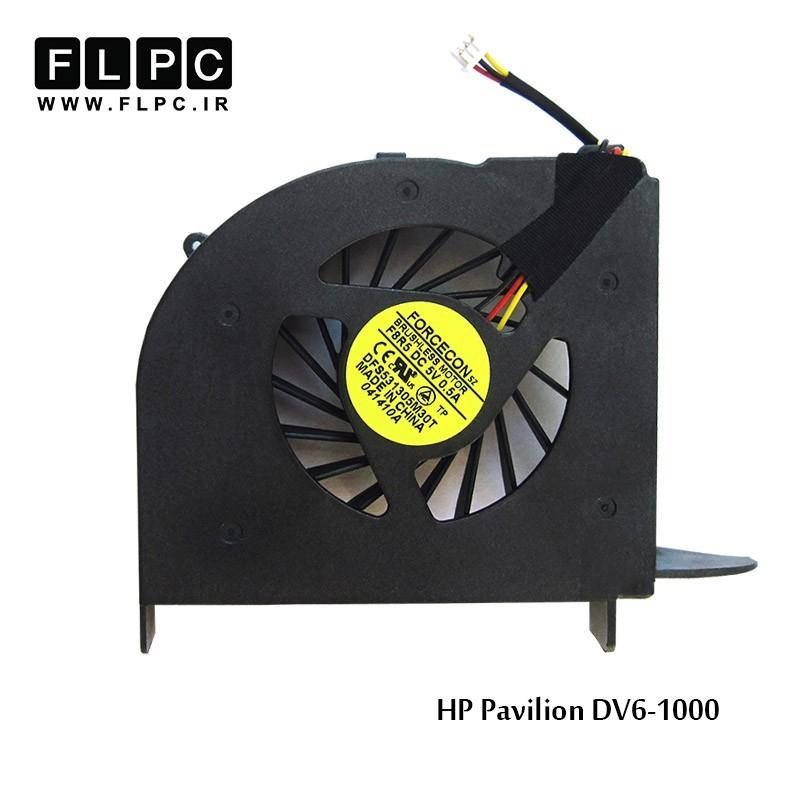 سی پی یو فن لپ تاپ اچ پی HP laptop CPUFan Pavilion DV6-1000 AMD
