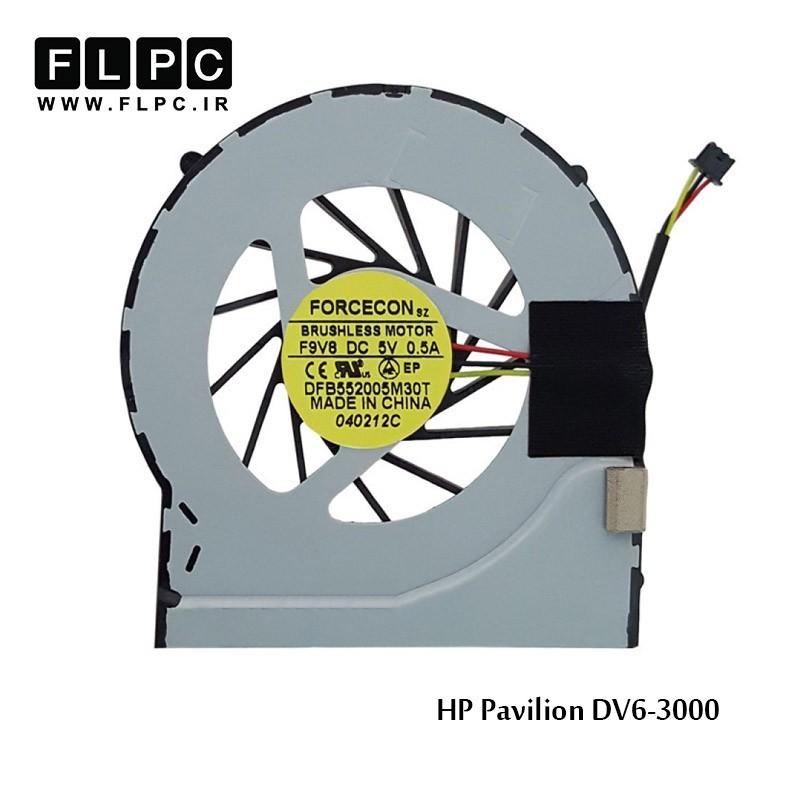 سی پی یو فن لپ تاپ اچ پی HP laptop CPUFan Pavilion DV6-3000