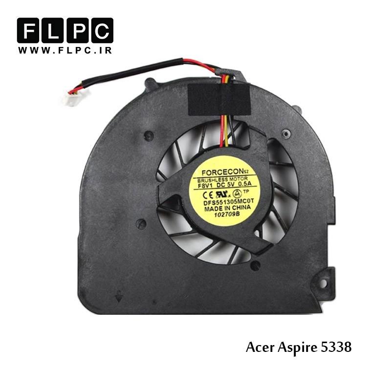 سی پی یو فن لپ تاپ ایسر Acer Laptop CPU Fan Aspire 5338