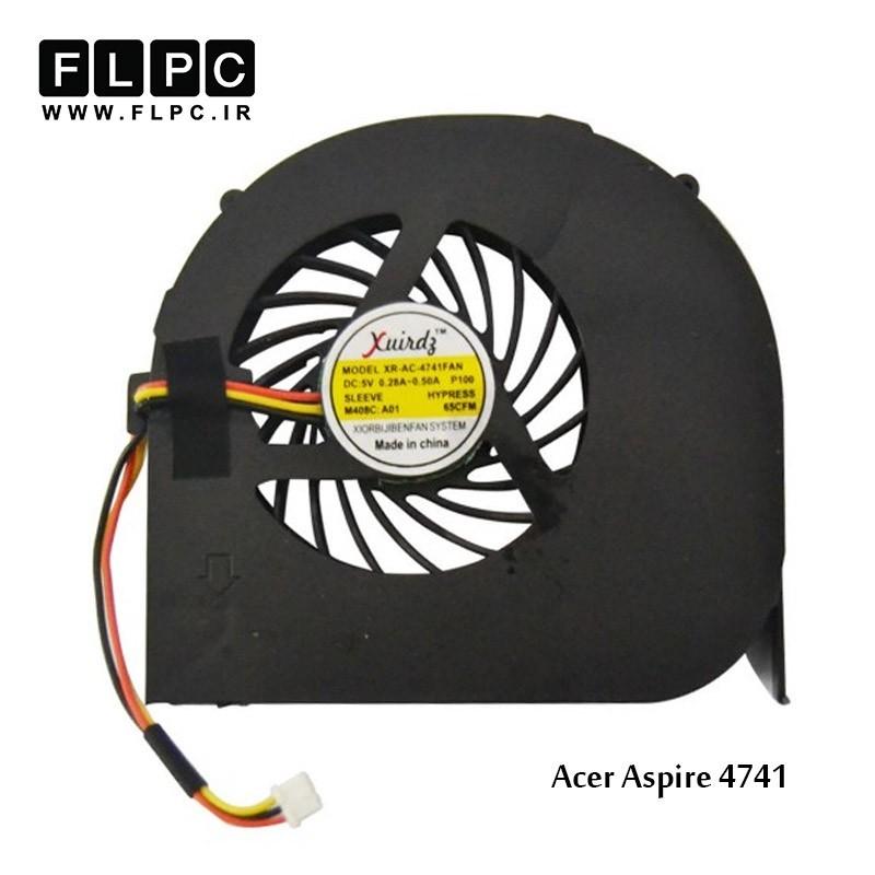 فن لپ تاپ ایسر Acer Laptop CPU Fan Aspire 4741