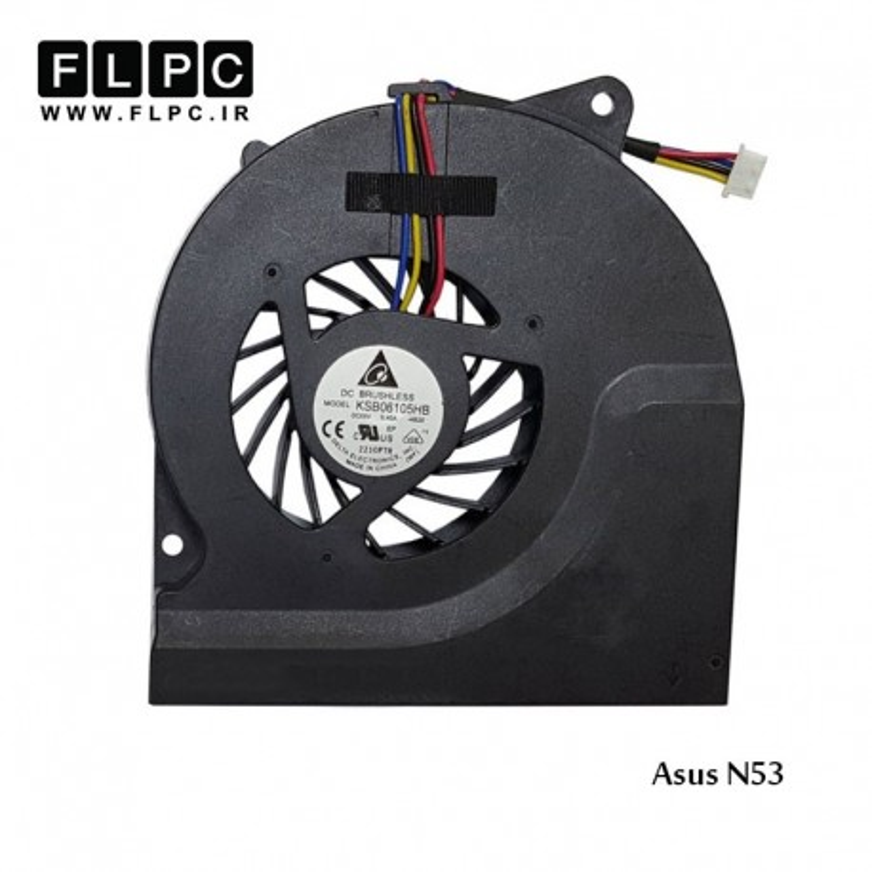 سی پی یو فن ایسوس Asus Laptop Cpu Fan N53