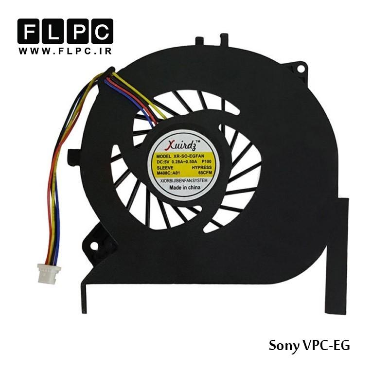 سی پی یو فن سونی Sony Laptop Cpu Fan VPC-EG