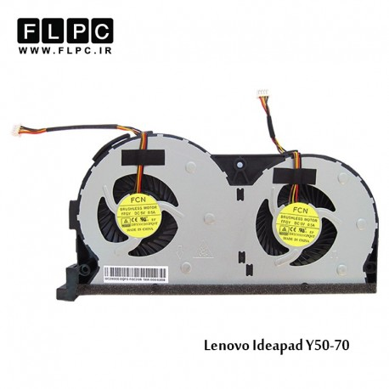 سی پی یو فن لنوو Lenovo Laptop Cpu Fan Y50-70