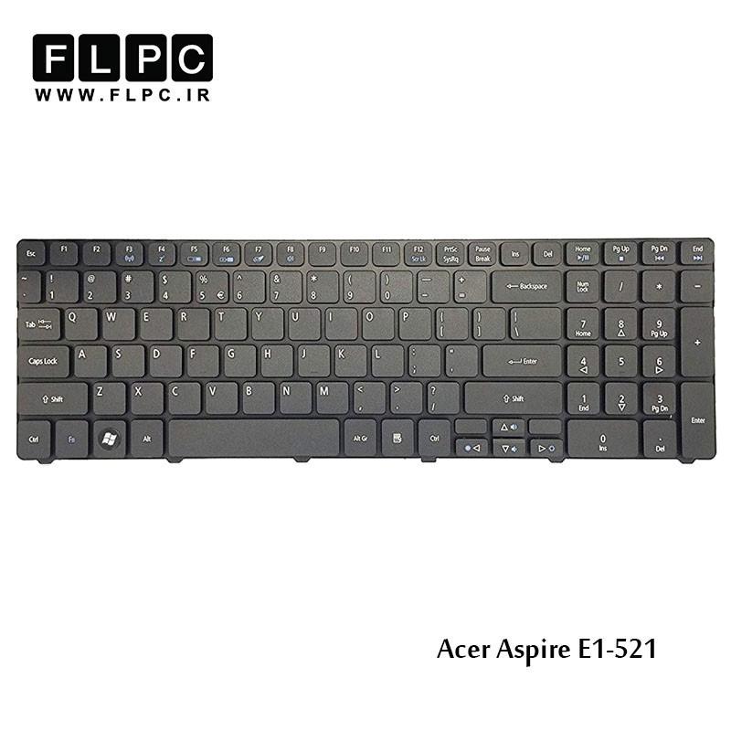 کیبورد لپ تاپ ایسر Acer Laptop Keyboard Aspire E1-521