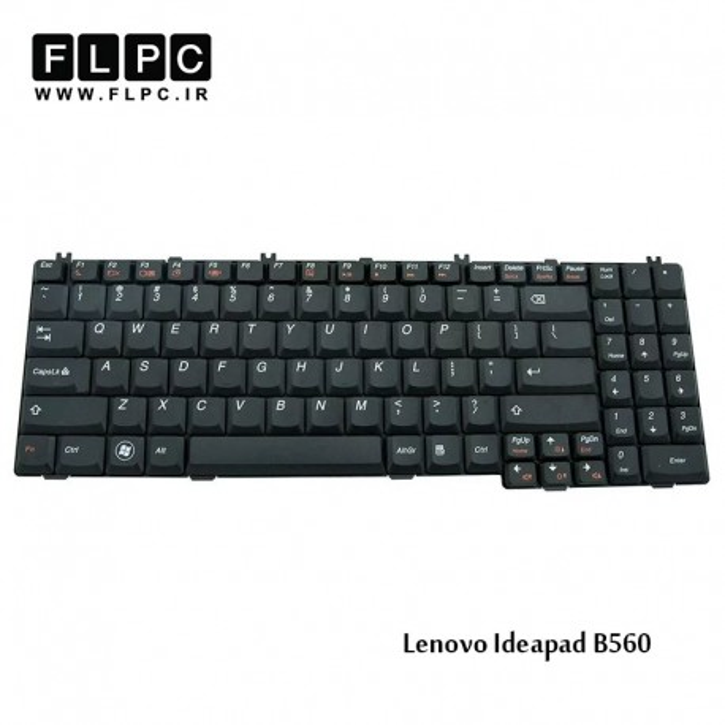 کیبورد لپ تاپ لنوو Lenovo laptop keyboard B560