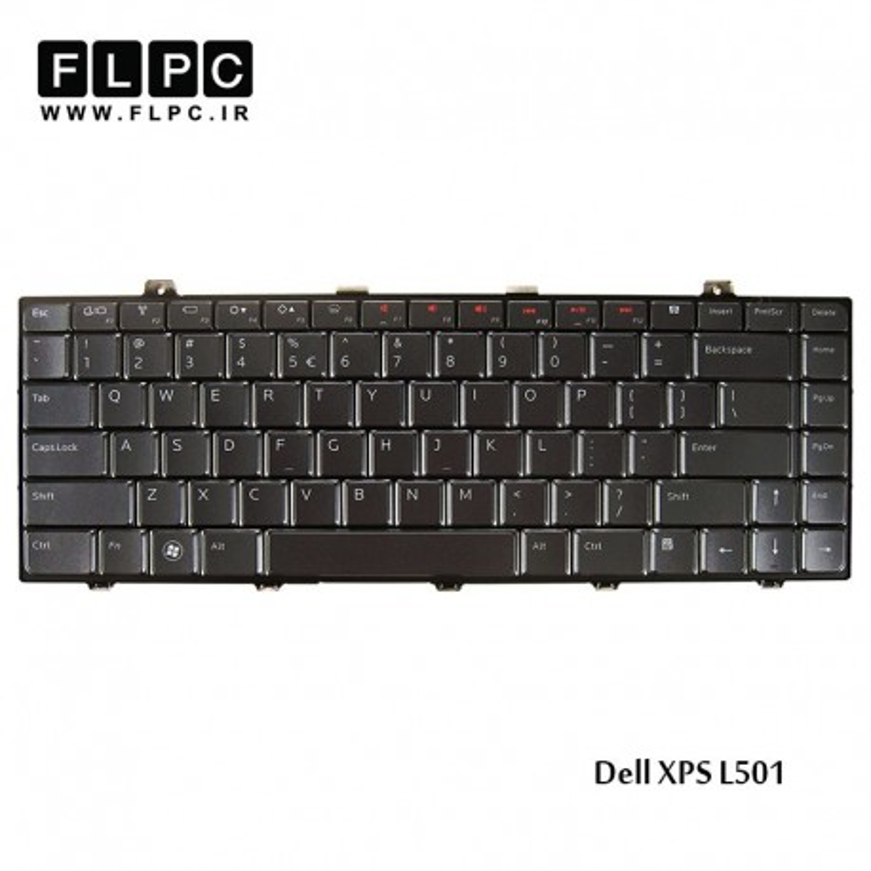 کیبورد لپ تاپ دل Dell Laptop Keyboard XPS L501