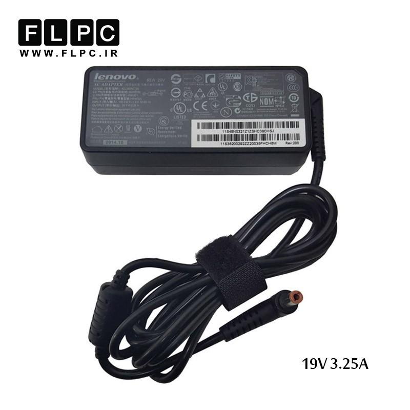 آداپتور لپ تاپ لنوو Lenovo Laptop Adaptor 19V 3.25A TC