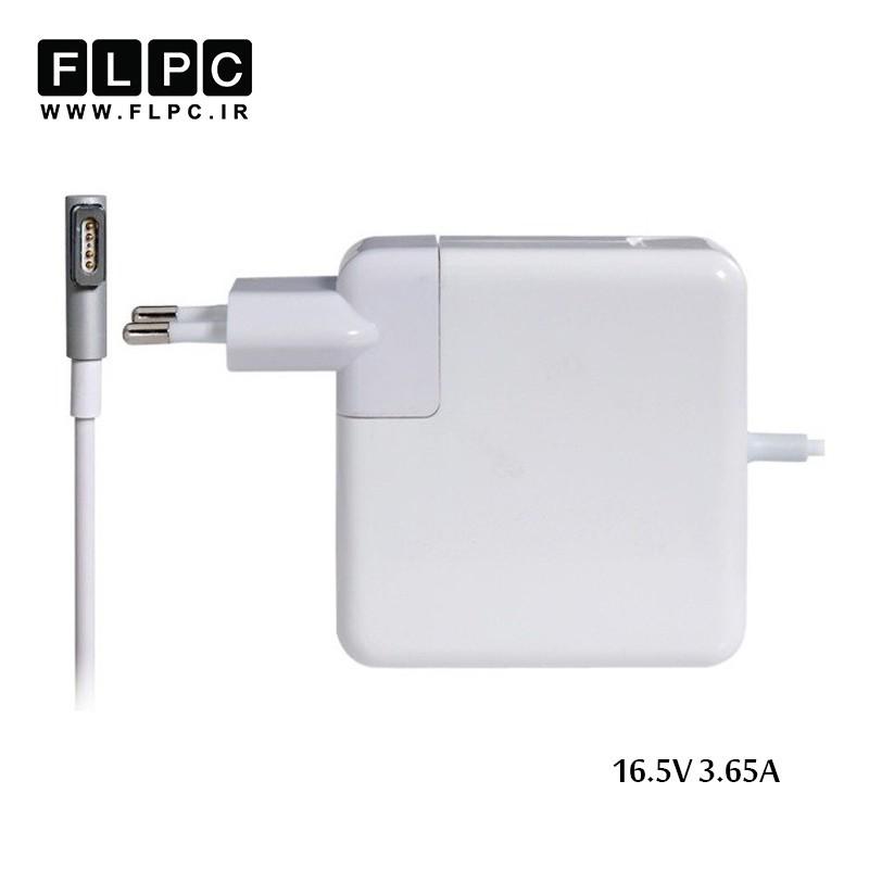 آداپتور لپ تاپ اپل Apple adaptor Magsafe1 16.5v-3.65a 60W