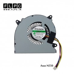 سی پی یو فن لپ تاپ ایسوس Asus Laptop CPU Fan N550