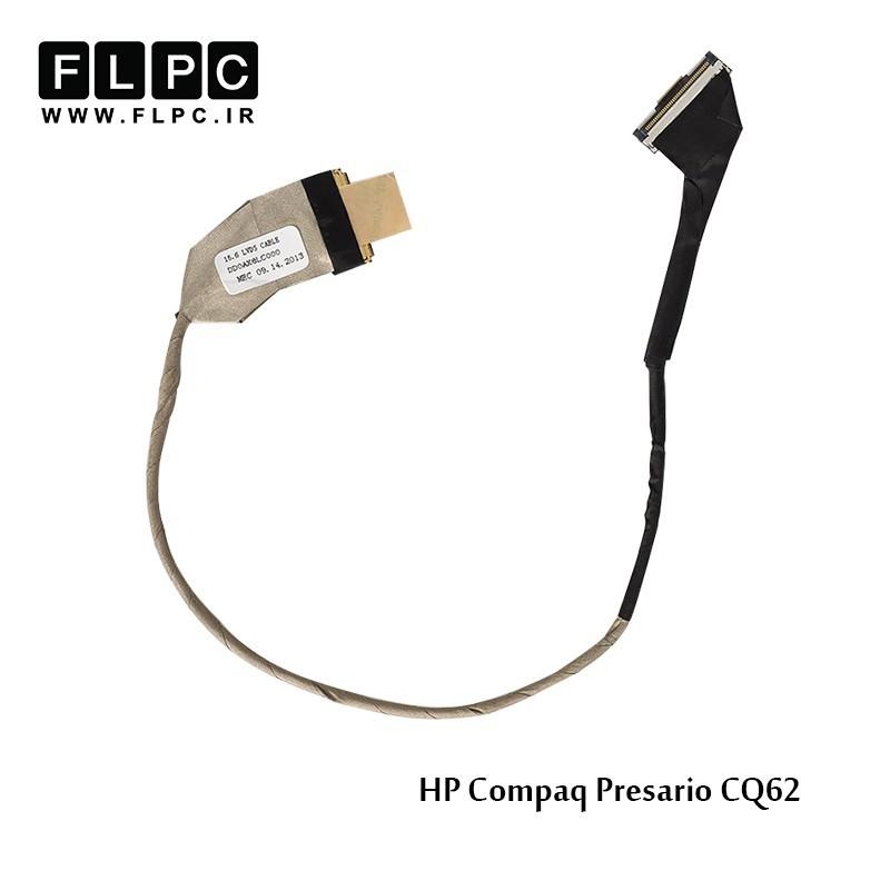 کابل فلت لپ تاپ اچ پی HP Laptop LVDS cable CQ62