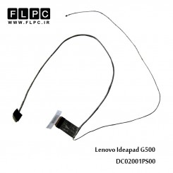 فلت تصویر لپ تاپ لنوو Lenovo Laptop Screen Cable IdeaPad G500 DC02001PS00
