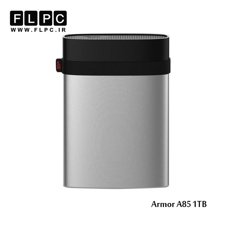 هارد اکسترنال سيليکون پاور مدل Armor A85 یک ترابایت Silicon Power Armor A85 External Hard Drive 1TB