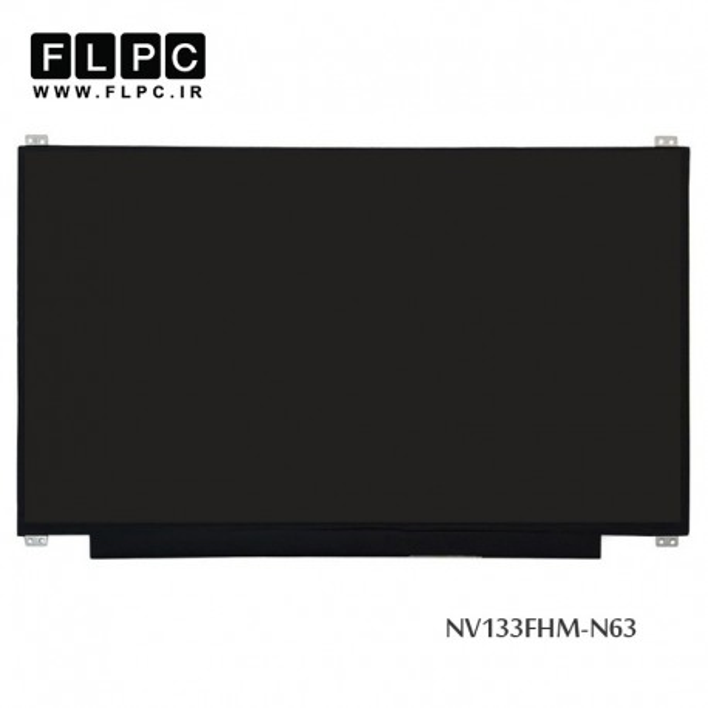ال ای دی لپ تاپ 13.3 BOE NV133FHM-N63 نازک مات 30 پین Full HD-IPS