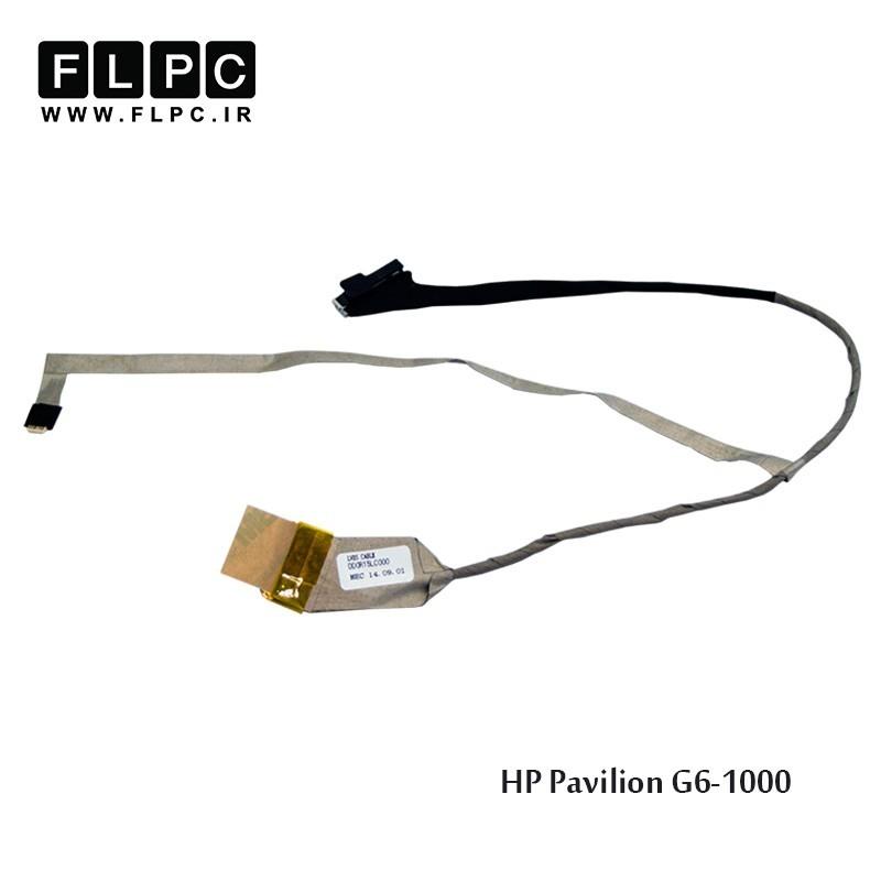 کابل فلت لپ تاپ اچ پی (فشاری) HP Laptop LVDS cable Pavilion G6-1000