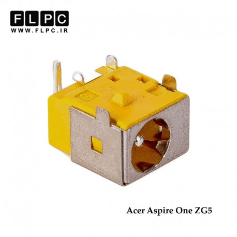 جک برق لپ تاپ ایسر Acer Laptop DC Jack Aspire Zg5 FL086