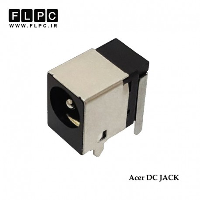 جک برق لپ تاپ ایسر آبشاری 5 پایه Acer DC Jack Laptop FL001