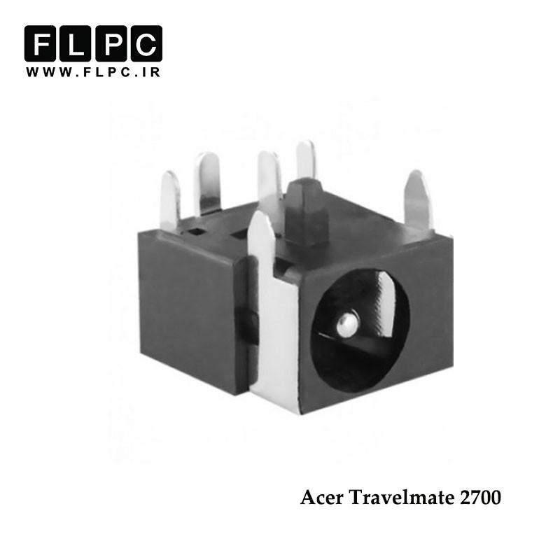 جک برق لپ تاپ ایسر Acer Laptop DC Jack Travelmate 2700 FL016