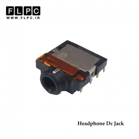 جک هدفون لپ تاپ Headphone DC Jack Laptop FS433