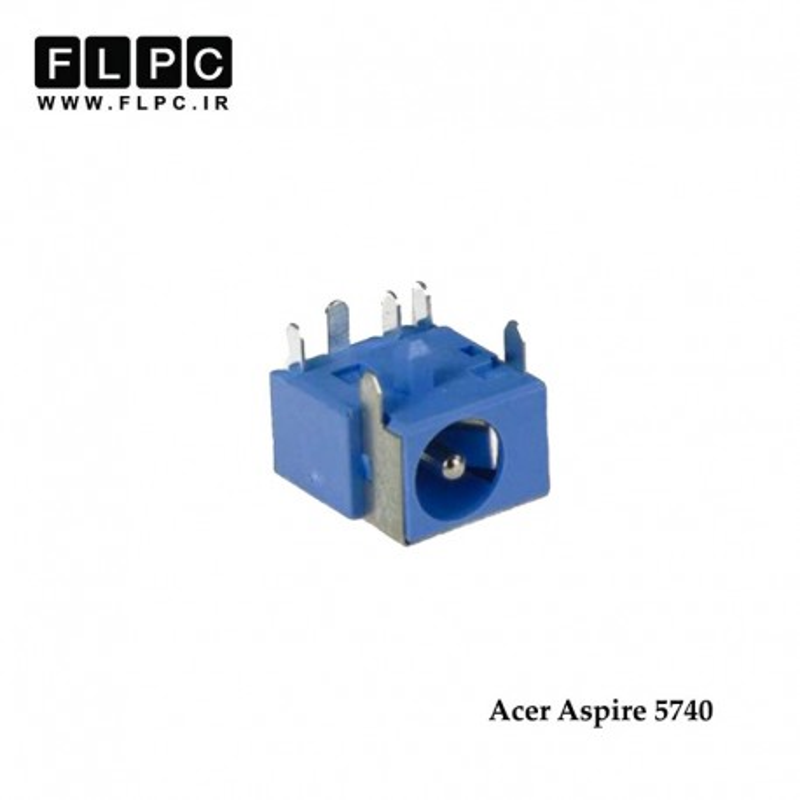 جک برق لپ تاپ ایسر Acer Laptop DC Jack Aspire 5740 FL043