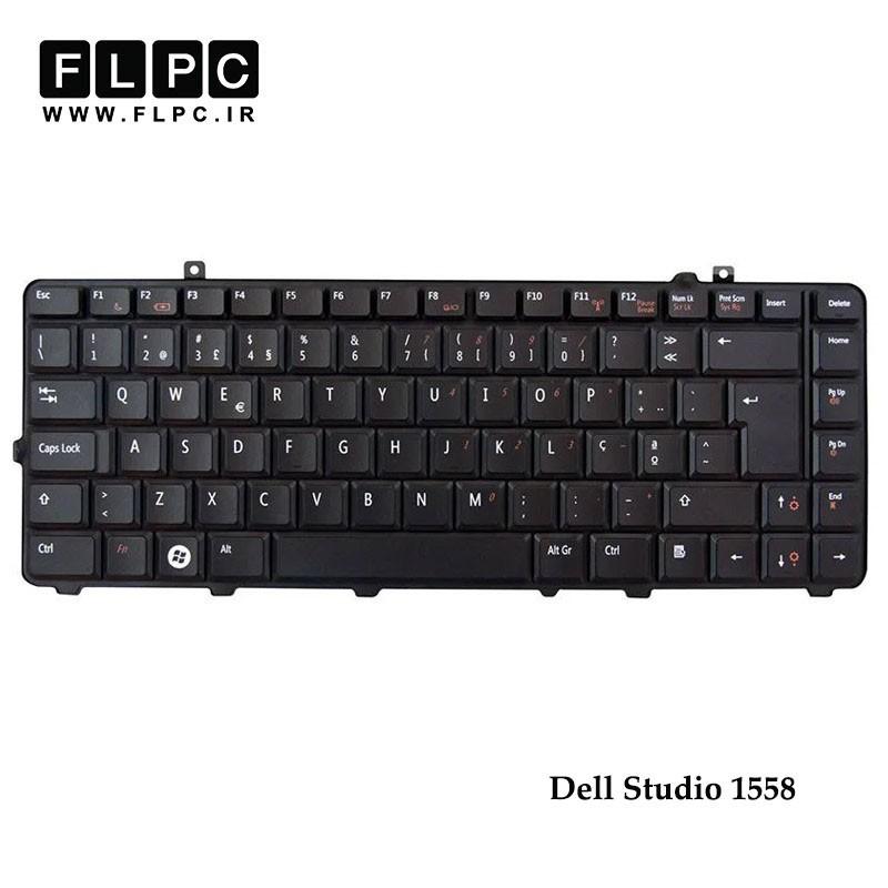 کیبورد لپ تاپ دل Dell Laptop Keyboard Studio 1558
