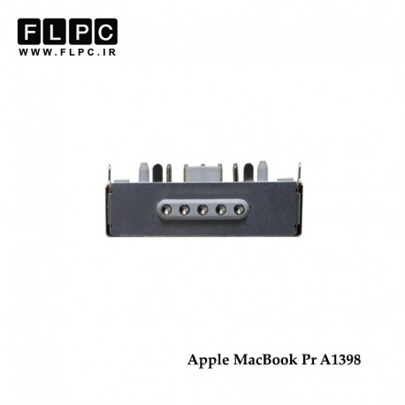 جک برق لپ تاپ اپل Apple Laptop DC Jack MacBook Pr A1398 Magsafe2 FL459