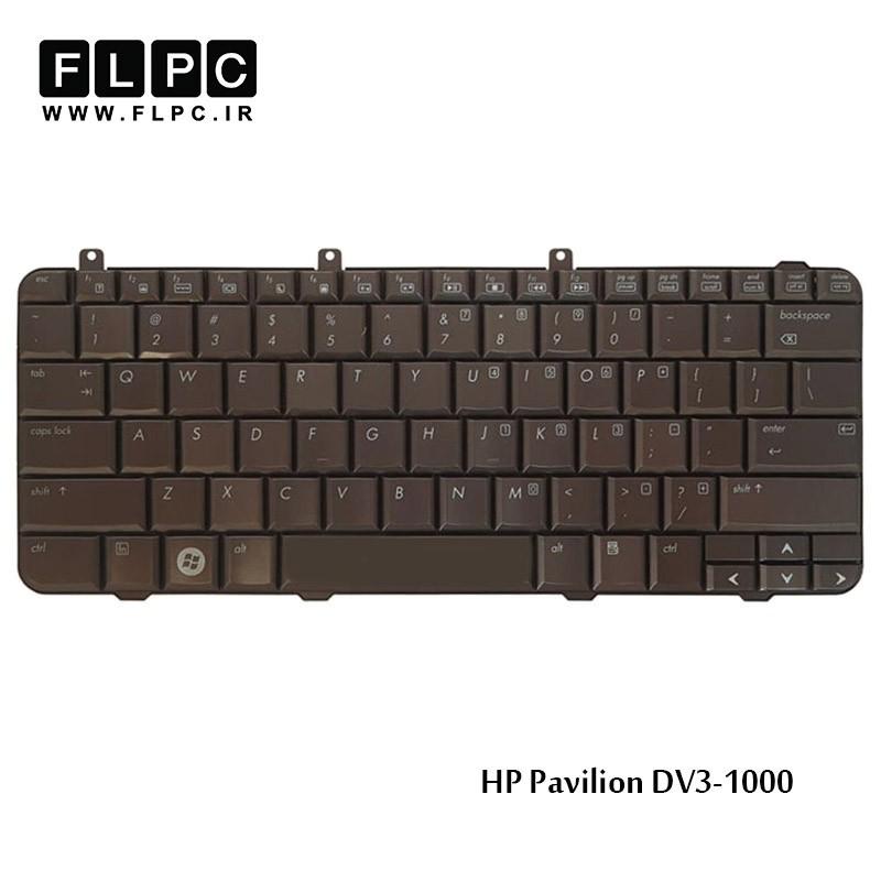 کیبورد لپ تاپ اچ پی HP laptop keyboard Pavilion DV3-1000
