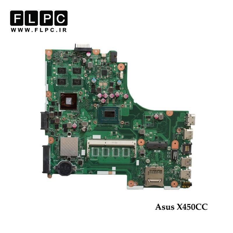 مادربورد لپ تاپ ایسوس Asus Laptop Motherboard X450cc ci3 GM
