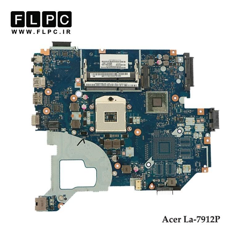 مادربورد لپ تاپ ایسر Acer Laptop Motherboard La-7912p