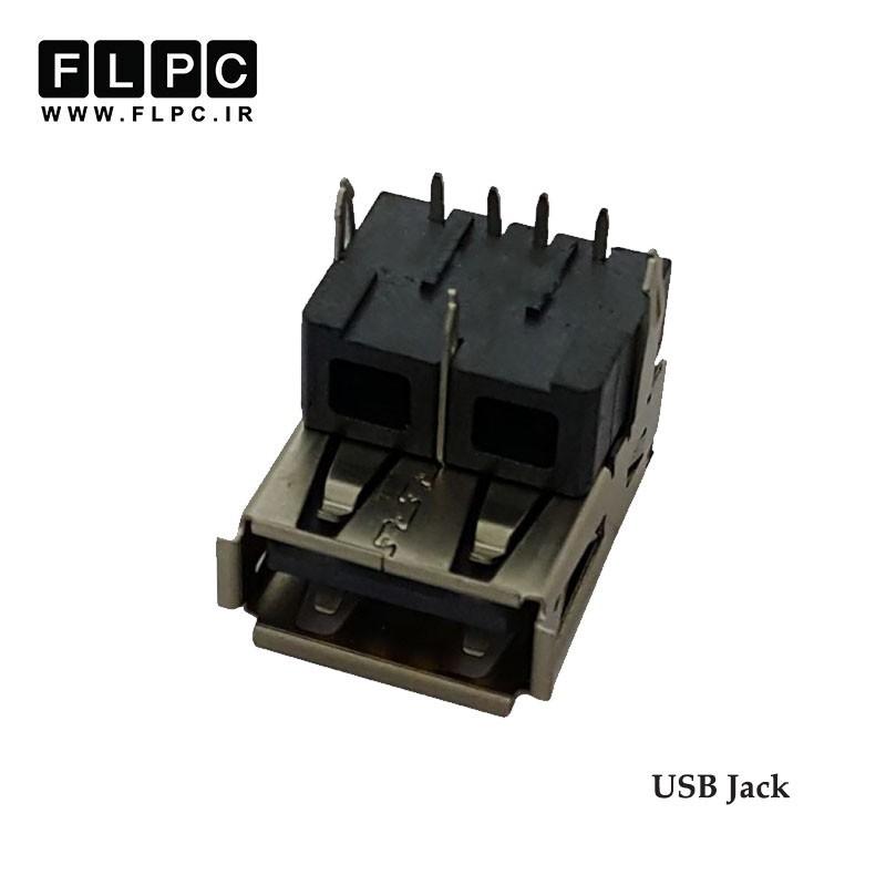 جک لپ تاپ یو اس بی Jack Laptop USB 027