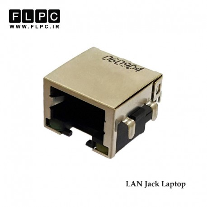 جک شبکه لپ تاپ Laptop LAN Jack LJ-038