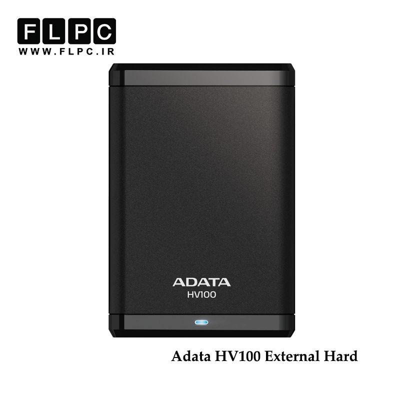 هارد اکسترنال مدل HV100 ای دیتا 1 ترابایت/ ADATA HV100 External Hard 1TB