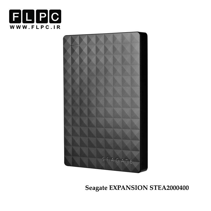 هارد اکسترنال سیگیت Seagate EXPANSION STEA2000400 External Hard 2TB