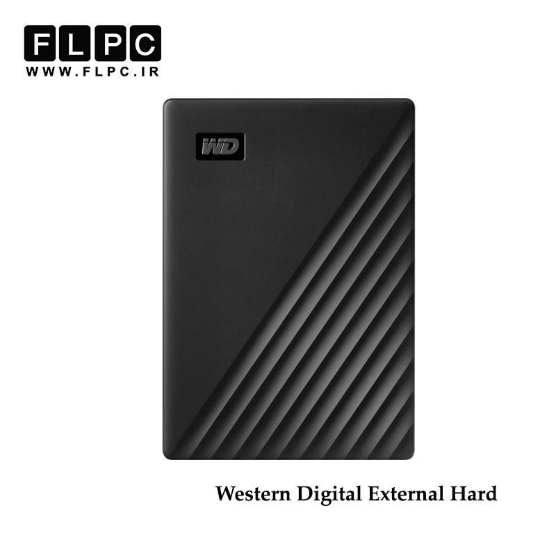 هارد اکسترنال 1 ترابایت وسترن دیجیتال WD MY PASSPORT مدل WDBYVG0010BBK