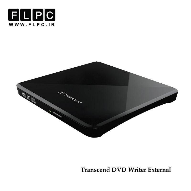 دی وی دی رایتر اکسترنال ترنسند transcend External DVD writer