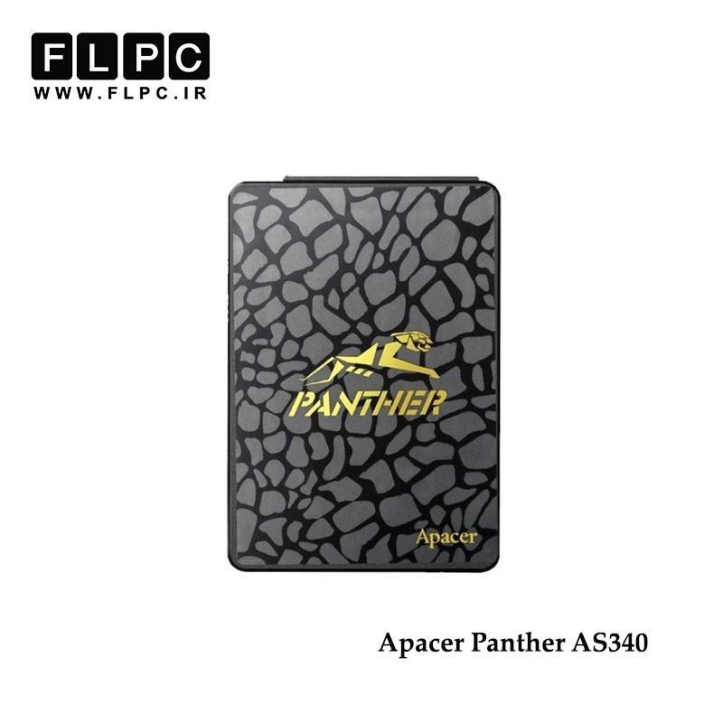 اس اس دی اپیسر مدل Panther AS340 دویست و چهل گیگابایت/ Apacer Panther AS340 SSD Drive 240GB