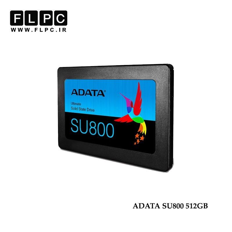 اس اس دی ای دیتا مدل SU800 ظرفیت 512 گیگابایت/ADATA SU800 Internal SSD Drive 512GB