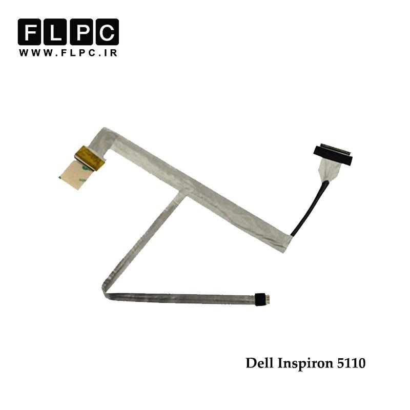 فلت تصویر لپ تاپ دل Dell Inspiron 5110 Laptop Screen Cable _50.4IE01.201-40pin