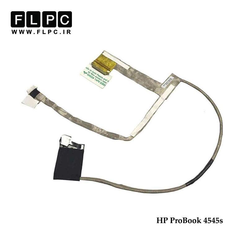 کابل فلت لپ تاپ اچ پی HP Laptop LVDS cable Probook 4545s 50.4RY03.001 40pin فشاری