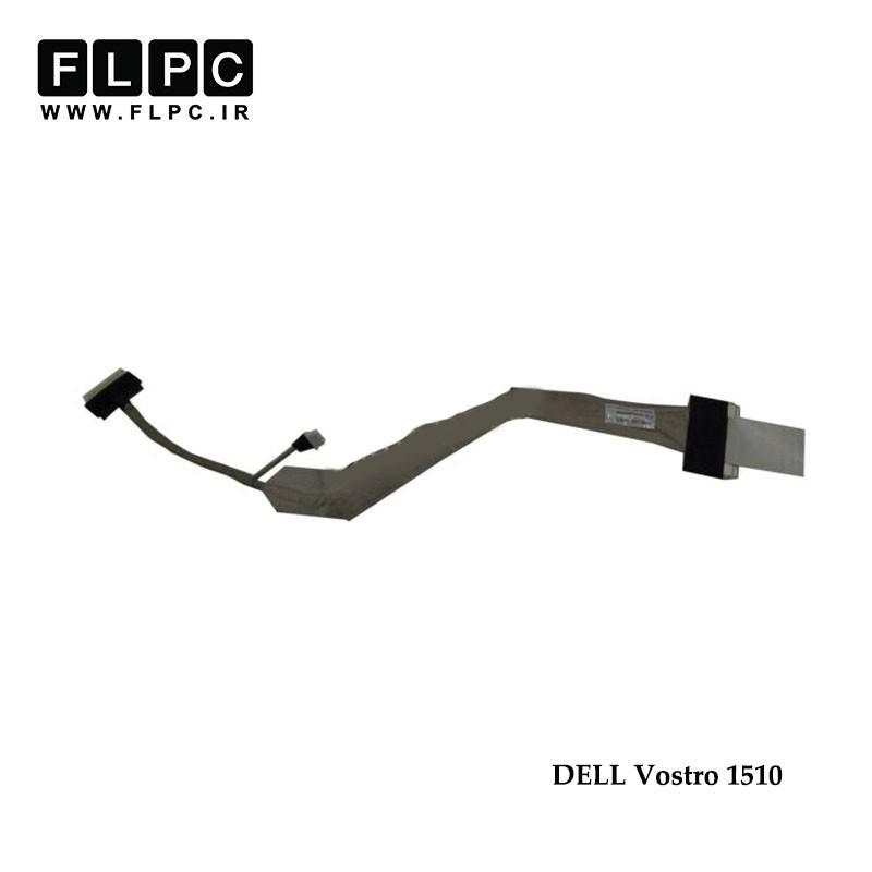 کابل فلت لپ تاپ دل Dell laptop LVDS Vostro 1510 DC02000HN00 30pin